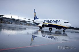 Letadlo aerolinek Ryanair, foto: ryanair.com