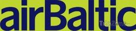 Logo letecké společnosti airBaltic