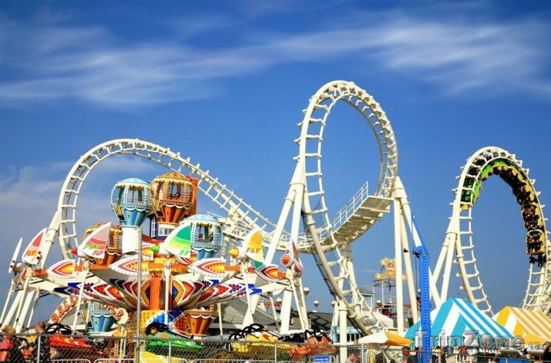 Největší zábavní parky v Evropě