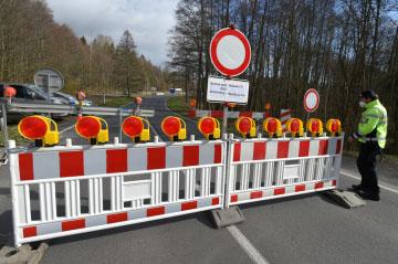 Německo zavede kontroly na hranici s pěti sousedními zeměmi