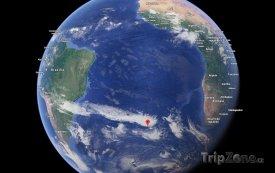 Odlehlá místa jsou těžko přístupná, foto: google.maps.com