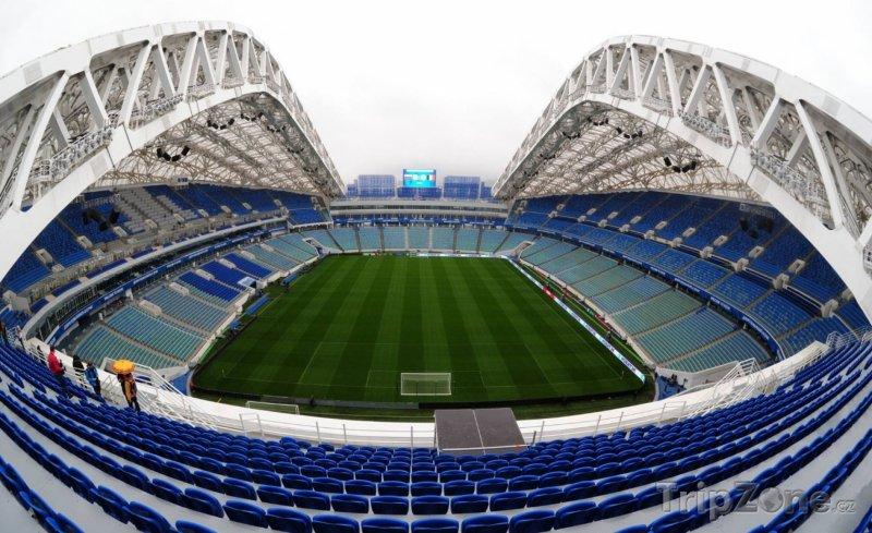 Fotka, Foto Olympijský stadion Fišt, foto: facebook.com