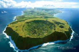 Pohled na Velikonoční ostrov, foto: lonelyplanet.com