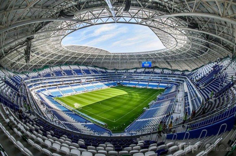 Fotka, Foto Samara Arena, foto: facebook.com