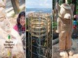 Slavnosti dřeva u Stezky korunami stromů