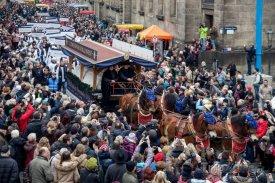 Štolová slavnost v Drážďanech