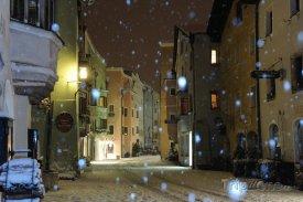 Úzká ulička v Rattenbergu, foto: alpbachtal.at