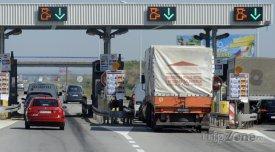 V některých se za průjezd dálnic platí mýtné