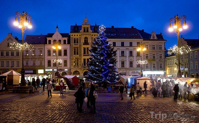 Fotka, Foto Vánoční trhy v Liberci