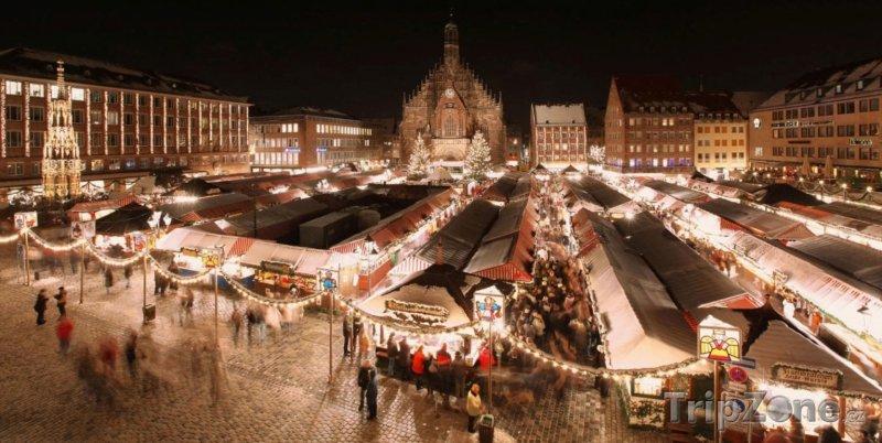 Fotka, Foto Vánoční trhy v Norimberku