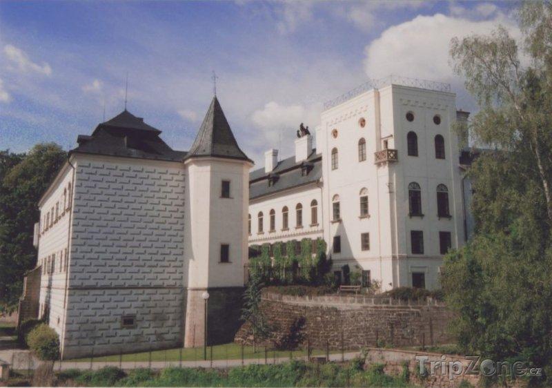 Fotka, Foto Zámek Slatiňany, foto: M Krištof