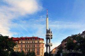 Žižkovská věž v Praze