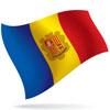 vlajka Andorra