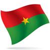 vlajka Burkina Faso