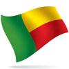 vlajka Benin