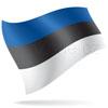 vlajka Estonsko