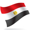 vlajka Egypt
