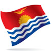 vlajka Kiribati