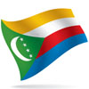 vlajka Komory