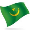 vlajka Mauritánie