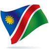 vlajka Namibie