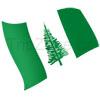 vlajka Norfolk