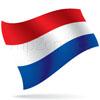 vlajka Nizozemsko