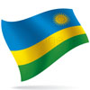 vlajka Rwanda