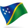 vlajka Šalamounovy ostrovy