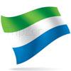vlajka Sierra Leone