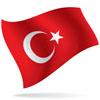 vlajka Turecko