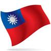 vlajka Tchaj-wan