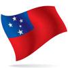 vlajka Samoa